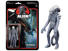 "Alien 3.75"" ReAction Retro Action Figure - Alien"