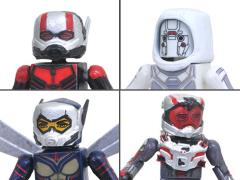 Ant-Man and the Wasp Minimates Box Set