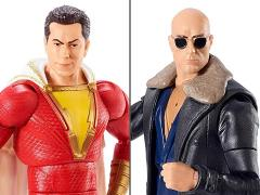 Shazam! Multiverse Wave 1 Set of 2 Figures