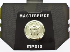 Transformers Masterpiece MP-21G G2 Bumblebee Collector Coin