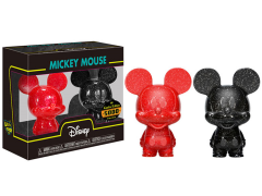 Disney Hikari XS Mickey Mouse (Sparkly Red & Black)