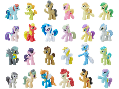 My Little Pony: The Movie Friendship is Magic Collection Wave 4 Box of 24 Figures