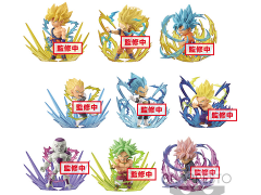 Dragon Ball Super World Collectable Figure Burst Box of 28