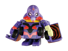Q Transformers QTC-07 Evangelion Shinka Version