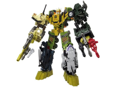 Transformers Unite Warriors UW-EX Baldigus