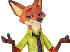 Zootopia Figure Complex Movie Revo No.010 Nick Wilde