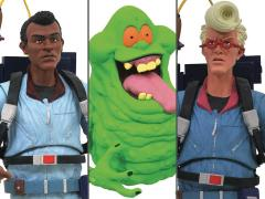 The Real Ghostbusters Select Wave 9 Set of 3
