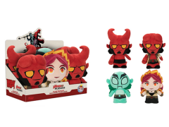 Hero Plushies: Hellboy Box of 6