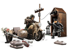 Call of Duty Mega Construx Legends: Checkpoint Charge