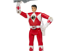 Mighty Morphin Power Rangers Legacy Red Ranger Head Morph Figure