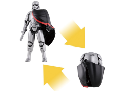 Star Wars Egg Force Captain Phasma (The Force Awakens) Figure