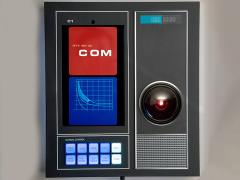 2001: A Space Odyssey HAL 9000 Bluetooth Speaker With Command Console Limited Edition