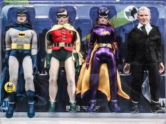 "Batman Classic TV Series The Defenders of Gotham City 8"" Retro Figure Four Pack #1 BBTS Exclusive (LE 25)"