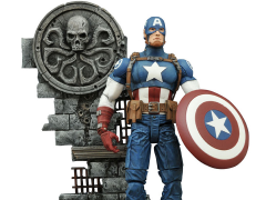 Marvel Select Avenging Captain America Exclusive