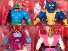 Masters of the Universe Vintage Wave 3 Set of 4 Figures