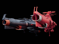 Space Battleship Yamato Mars Absolute Defense Line 1/1000 Model Kit Two-Pack