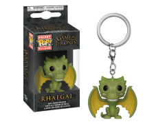 Pocket Pop! Keychain: Game of Thrones - Rhaegal