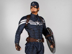 Captain America: The Winter Soldier Captain America (Stealth) Statue