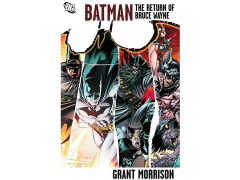 Batman:  The Return of Bruce Wayne Trade Paperback