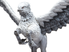 Harry Potter and the Prisoner of Azkaban Buckbeak Deluxe Figure