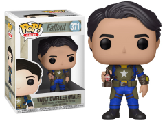 Pop! Games: Fallout - Vault Dweller (Male)