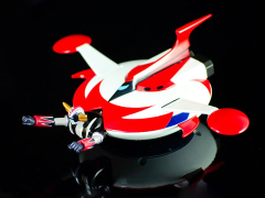 Grendizer Metaltech Spazer with Grendizer (20th Anniversary Anime Edition)