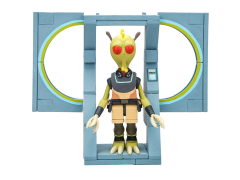 Rick and Morty Micro Construction Set - The Discreet Assassin