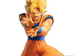 Dragon Ball FighterZ Super Saiyan Goku Prize Figure