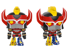 "Pop! TV: Power Rangers 6"" Super Sized Megazord SDCC 2017 Exclusive"