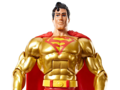 DC Universe Super Powers Gold Superman (Collect-N-Connect Kalibak)