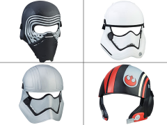 Star Wars Masks Wave 1 Set of 4 (The Last Jedi)