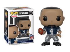 Pop! Football: Cowboys - Dak Prescott (Away)