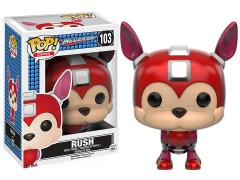 Pop! Games: Mega Man - Rush