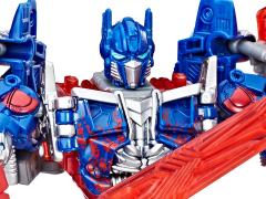 "Transformers: The Last Knight Voyager Optimus Prime (Reveal The Shield) Toys""R""Us Exclusive"