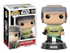 Pop! Star Wars - Luke Skywalker Endor