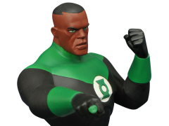 Justice League Animated Series Bust - Green Lantern
