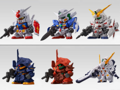 Gundam FW SD Gundam Neo Box of 10 Figures
