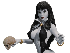 Women of Dynamite Vampirella Bust by Arthur Adams (Black & White)