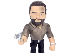 "The Walking Dead Metals Die Cast 4"" Rick Grimes Figure"