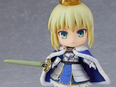 Fate/Grand Order Nendoroid No.600b Saber (Altria Pendragon) True Name Revealed Ver.