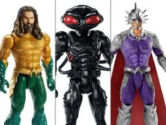 Aquaman Basic Set of 3 Figures