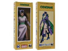 "DC World's Greatest Heroes Catwoman Mego Style Boxed 8"" Figure"