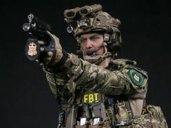 1/6 Scale FBI HRT Hostage Rescue Team Agent