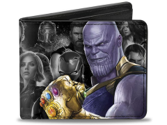 Avengers: Infinity War Thanos (Fist Pose) Bi-Fold Wallet