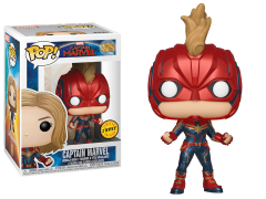 Pop! Marvel: Captain Marvel - Captain Marvel (Chase)