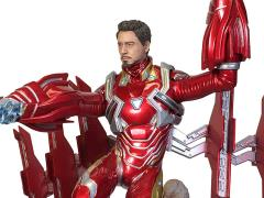 Avengers: Infinity War Gallery Iron Man Mark L (Unmasked) Figure