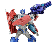 AM-01 Optimus Prime with Arms Micron O.P.