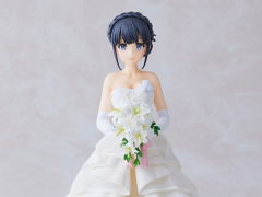 Rascal Does Not Dream of a Dreaming Girl Shoko Makinohara (Wedding Ver.) 1/7 Scale Figure