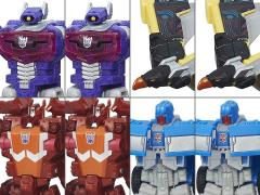 Transformers Combiner Wars Legends Wave 5 Case of 8