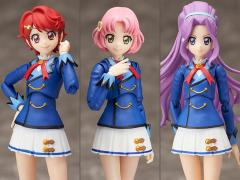 Aikatsu! S.H.Figuarts Winter School Uniform Select Box Set Exclusive